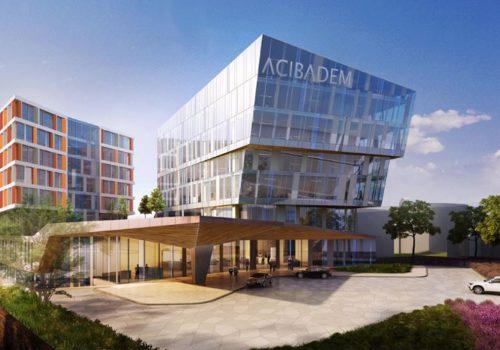 İstanbul Acıbadem Altunizade Hastanesi Güç Yönetim Scada Sistemi